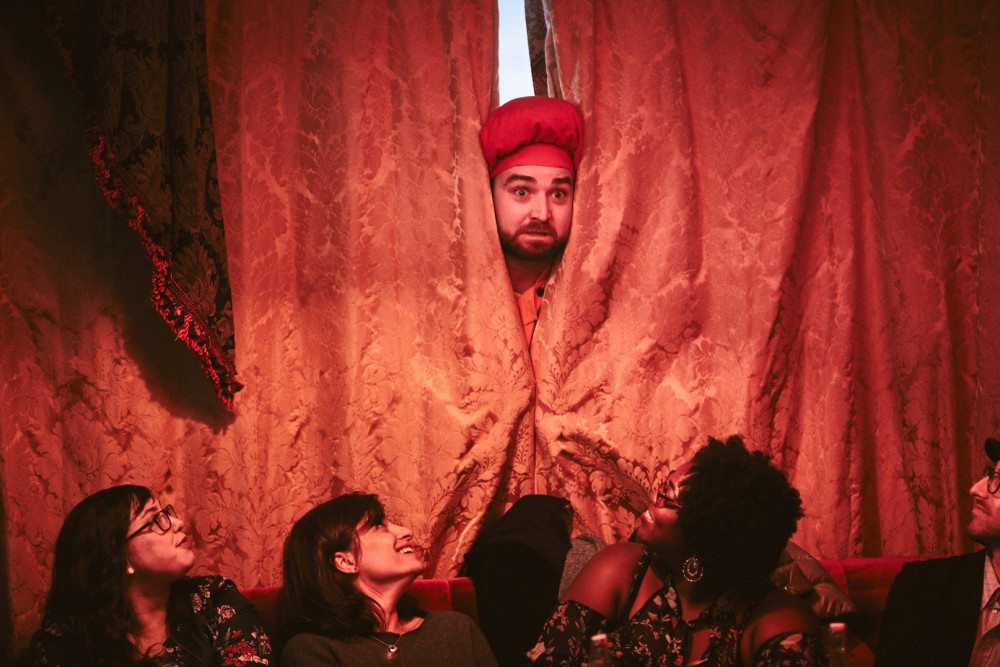 Love's Labour's Libations: Shake & Bake Theatre