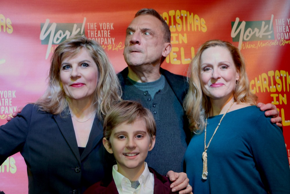 Christmas in Hell – Opening Nite – Curtain Call
