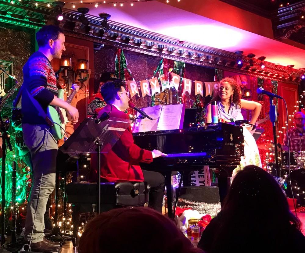 Joe Iconis – 11th Annual Christmas Extravaganza