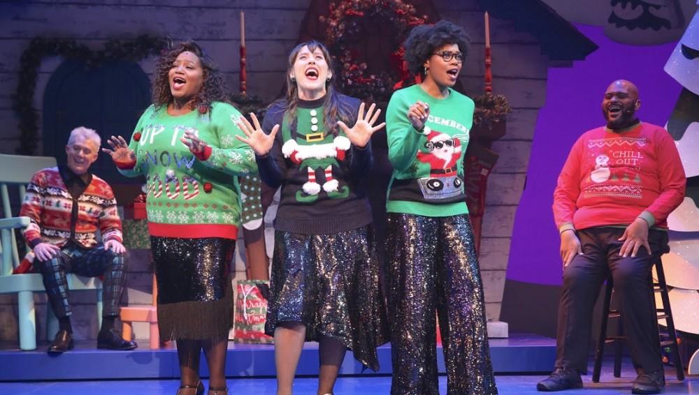 Ruben & Clay's First Annual Christmas Carol….