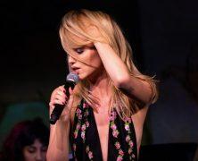 Dianna Agron Plays Café Carlyle