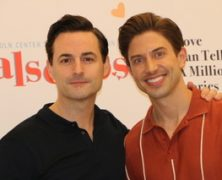 Falsettos Off on Tour with von Essen, Adams, Espinosa and Blaemire