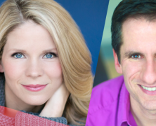 KELLI O'HARA with SETH RUDETSKY at The Town Hall