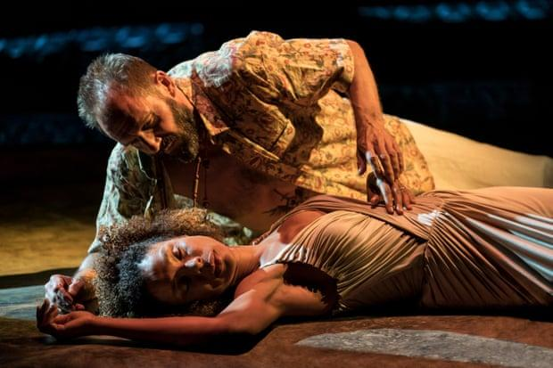 Happening Across the Pond-London Theatre Round Up 2019