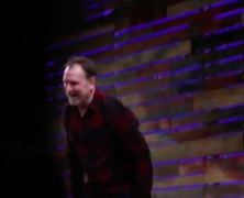 Opening Night – Colin Quinn at Minetta Lane Theater