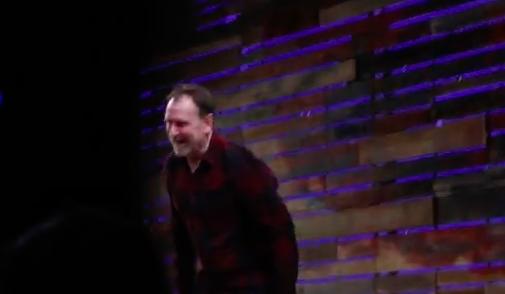 Opening Night – Colin Quinn at Minetta Lane Theater