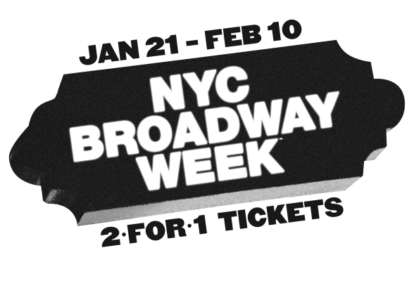 2 for 1 Broadway Tickets to 24 Broadway Shows!