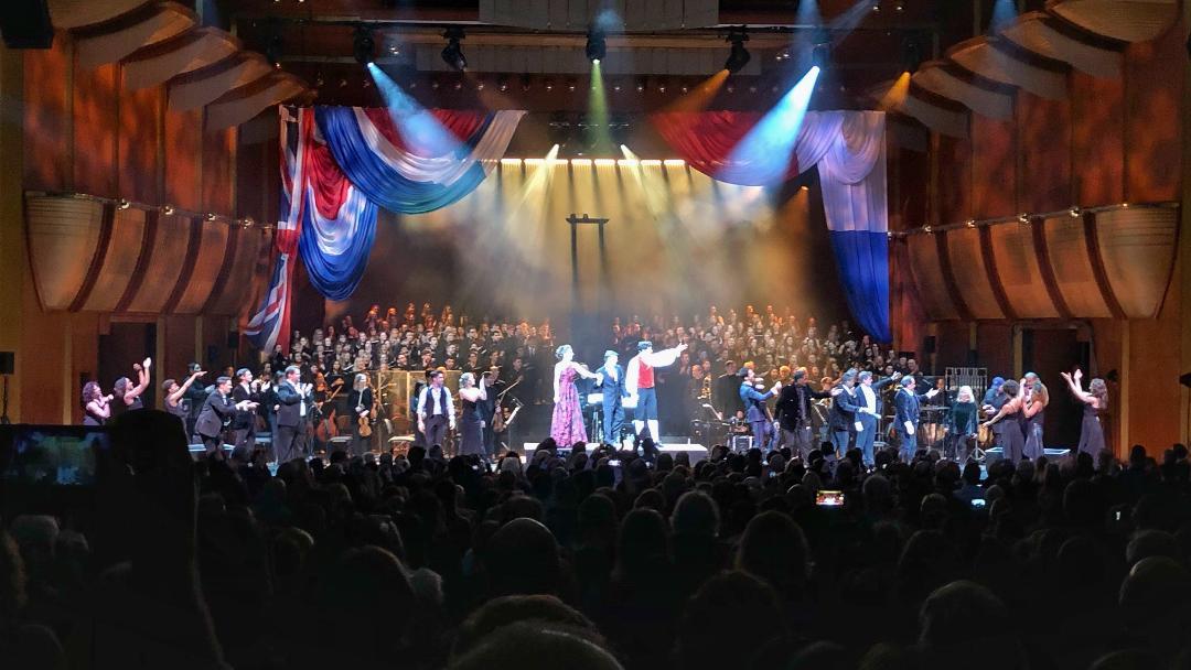 'The Scarlet Pimpernel' at Lincoln Center