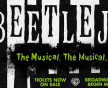 Beetlejuice Box Office Opens Tomorrow 2/14 and . . .