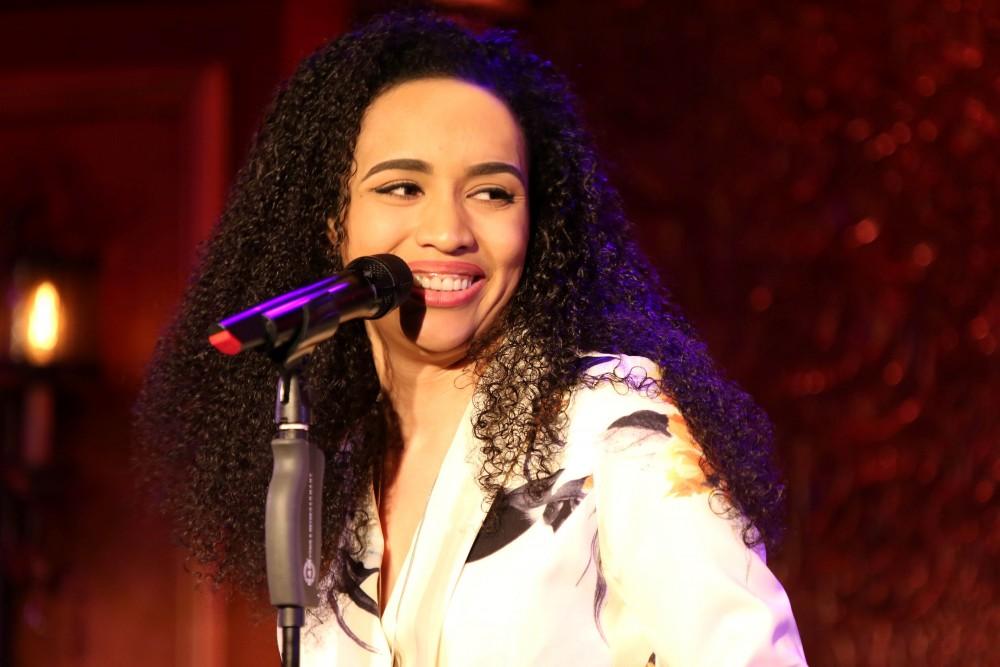 Nicole Vanessa Ortiz Will Debut 'Becoming Her: A Diva's Tribute' at 54 Below