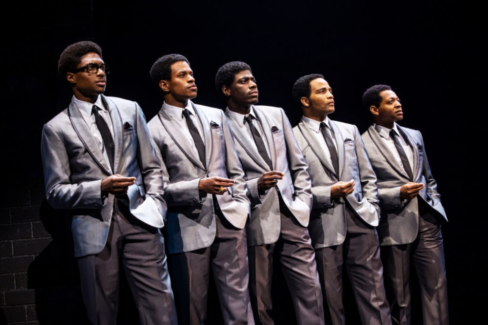 Broadway Review: Ain't Too Proud – The Life and Times of the Temptations