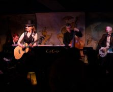 Suzanne Vega Sings Her New York Songs