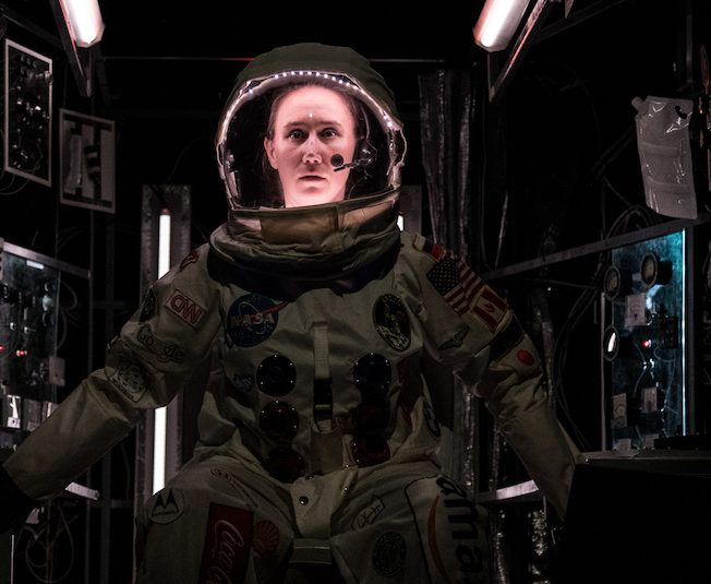 Mars Attracts: Spaceman