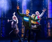Q&A with the Stars of The Lightning Thief: The Percy Jackson Musical