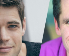 JEREMY JORDAN with SETH RUDETSKY at The Town Hall