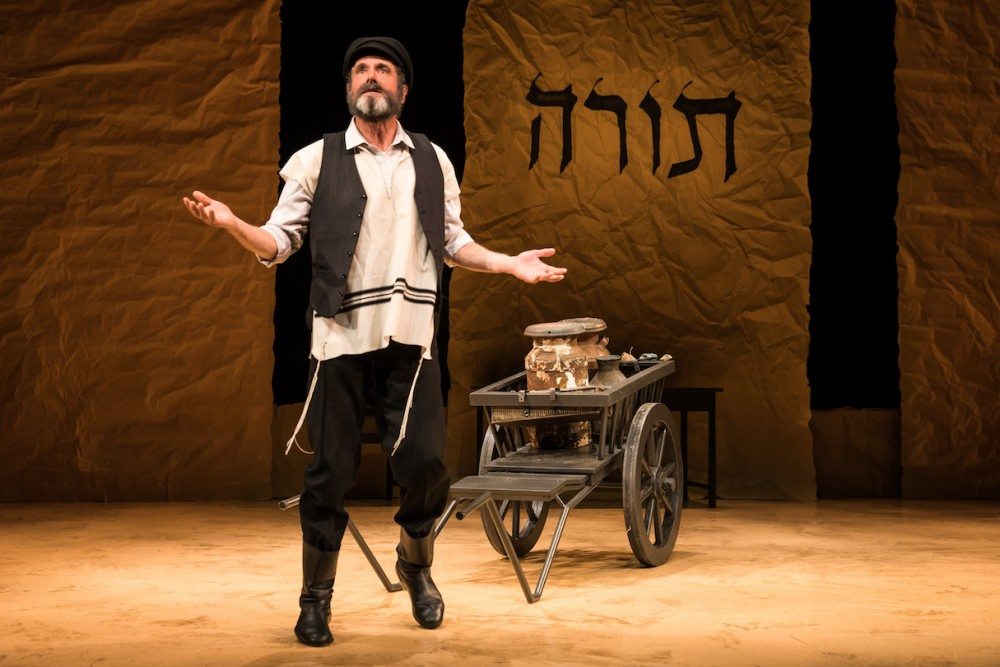 Fiddler on the Roof – In Yiddish!