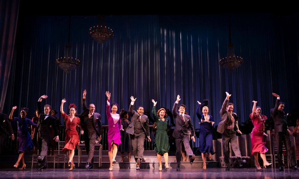 I Married An Angel – Encores!