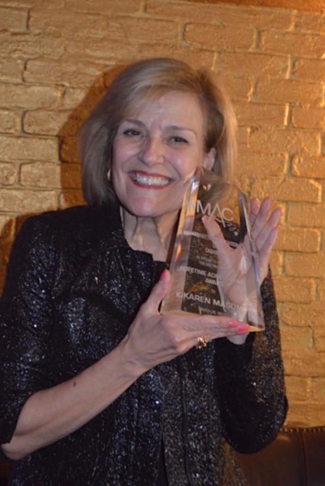 33rd Annual MAC Awards Honors Karen Mason, Joe Iconis, Ben Cameron, Theresa Fischer