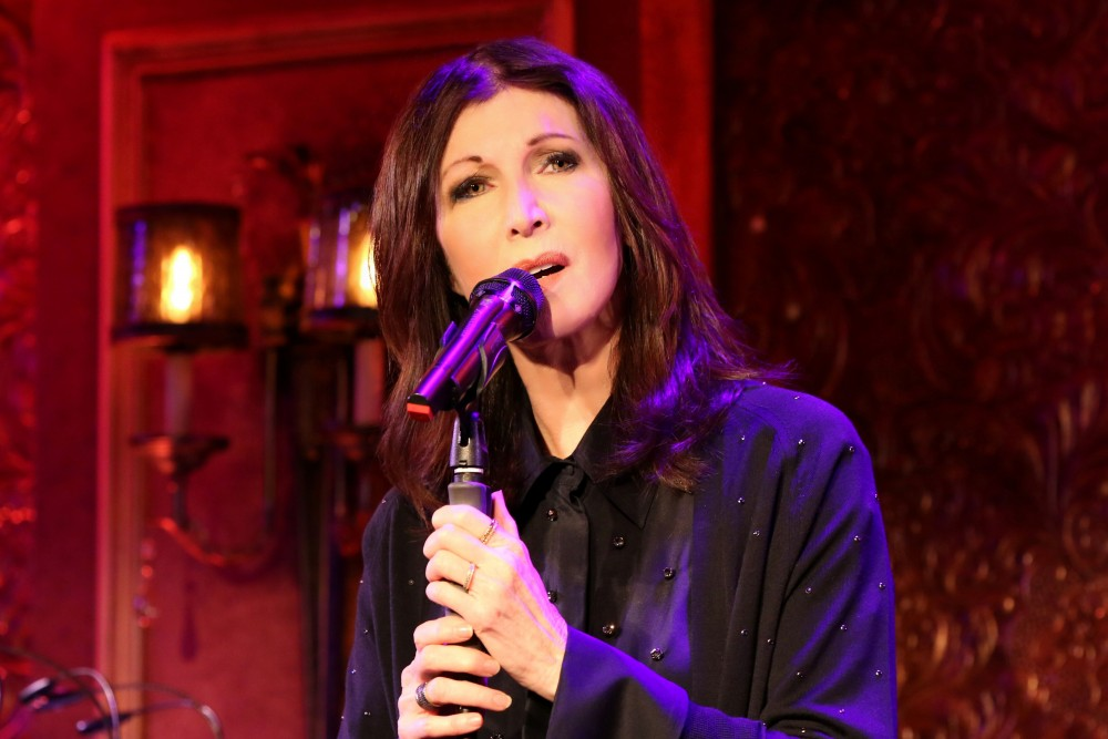 """Joanna Gleason's """"Out of the Eclipse"""" With a Song in Her Heart"""