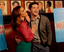 Waitress and Shoshana Bean Welcome Jeremy Jordan