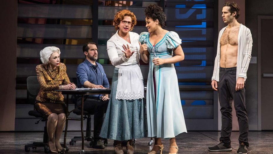 Tootsie – The Magic of Movies on Broadway