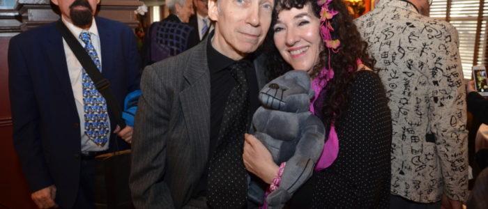 Scott & Barbara Siegel (w/King Kong)