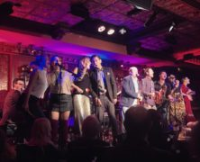 Joe Iconis & Family – 54 Below