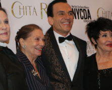 Chita Rivera Awards – Major Star Studded Event