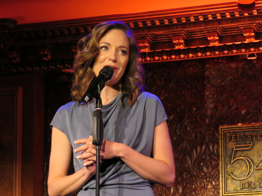 Laura Osnes & Tony Yazbeck 'Things Are Looking Up' Return to 54 Below