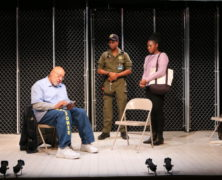 Getting Out – Lockdown