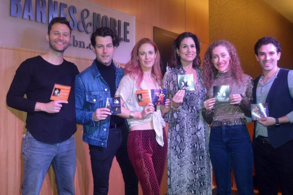 The Cher Show Cast CD Signing at Barnes & Noble