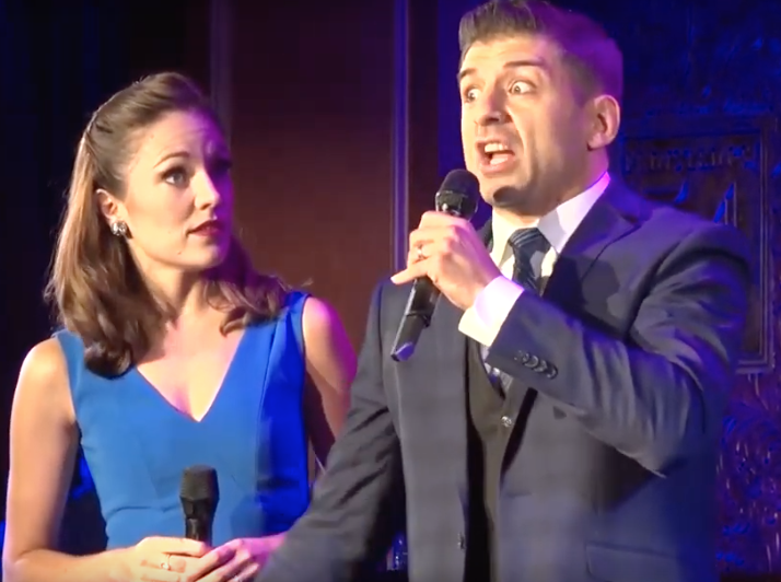 Laura Osnes & Tony Yazbeck: An Evening with Gershwin's Greatest Hits & More