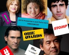 Star Studded 64th Annual Obie Awards on May 20