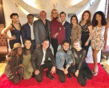 Chita Rivera Awards-Nominee Reception (video interviews & photos)