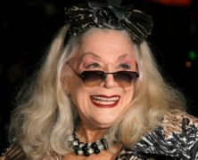 Sylvia Miles – The Actress as Party Animal