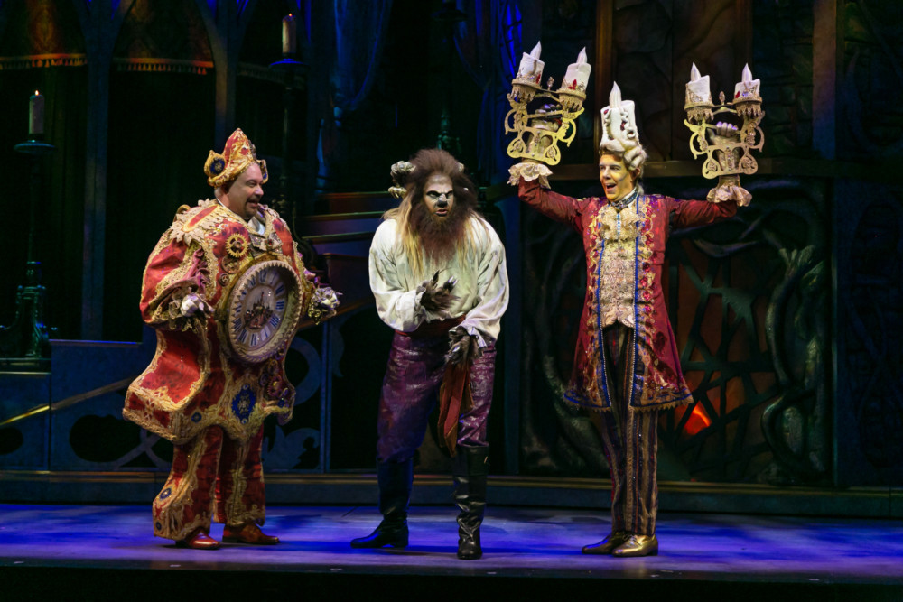 Beauty and the Beast  Papermill Playhouse