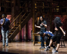 Hamilton Continues Educational Program to 1300 Students/Teachers