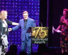 2019 Theatre World Awards – Always a Season Favorite