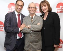 Off Broadway Alliance Award Winners Reception at Sardi's