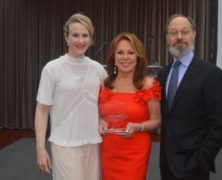 Uta Hagen 100th Birthday Celebration Honors Marlo Thomas Hosted by David Hyde Pierce & Katie Finneran