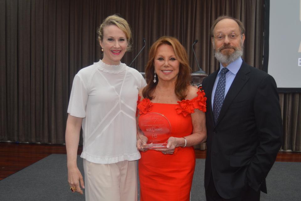 Uta Hagen 100th Birthday Celebration Honors Marlo Thomas Hosted by David Hyde Pierce & Katie Finneran