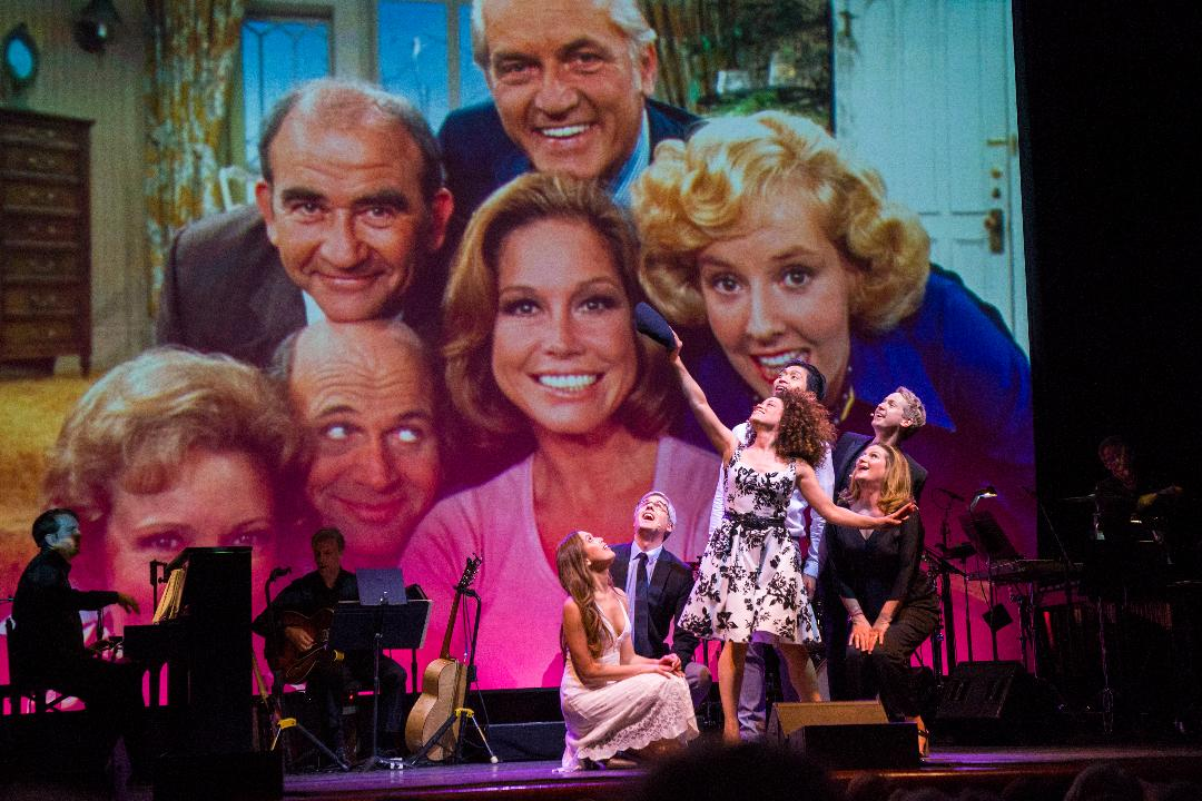 L & L at 92Y: Living and in Living Color: Songs From TV