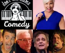 Don't Tell Mama Friday Night Comedy All-Stars