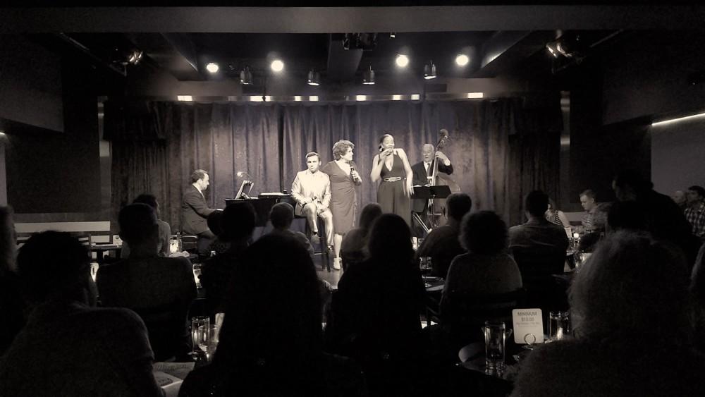 New York: Big City Songbook – Birdland Theater