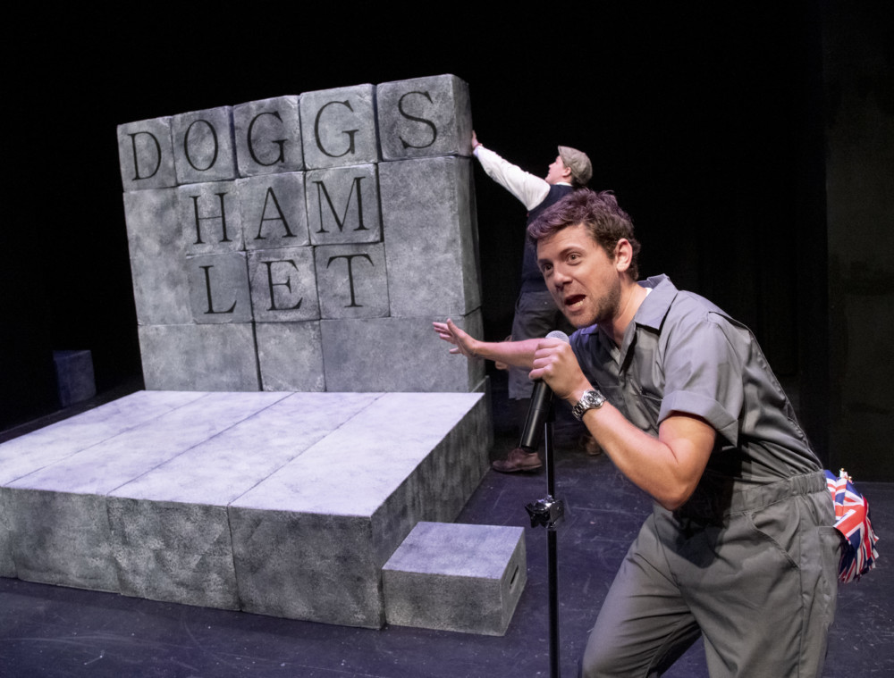 Tom Stoppard's Doggs's Hamlet & Cahoots Macbeth