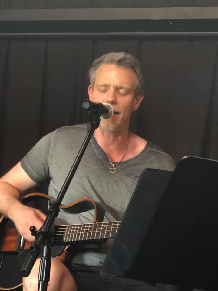 Adam Pascal's Stories and Songs. . . So Far