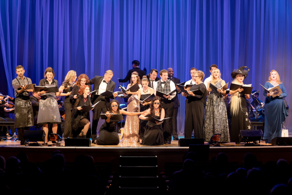 Into the Woods for One Night Gala at The Town Hall