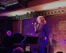 Alice Ripley and the Ripley Band at Feinstein's 54 Below