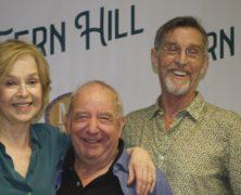 Fern Hill's Jill Eikenberry, Michael Tucker, John Glover Meet the Press