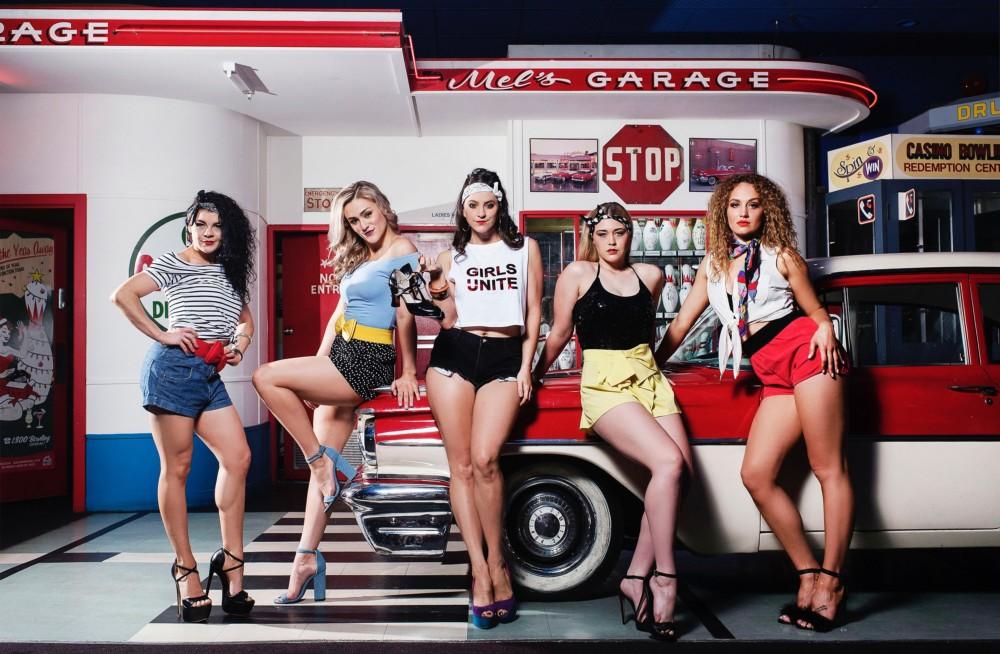 GIRLS ON TAP – RAVE THEATER FESTIVAL